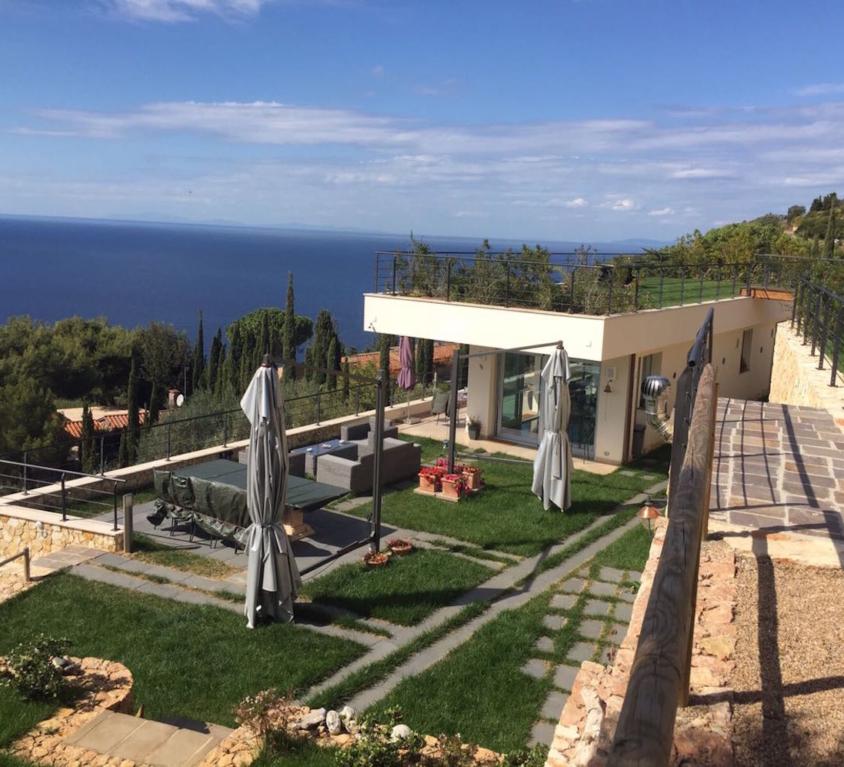 Villa Cala Moresca